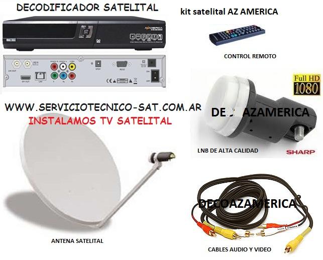 Instalacion antena parabolica precio cheap precio - Precio antena parabolica ...